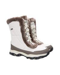 Mountain Warehouse Multicolor Ohio s Snow Boots