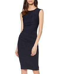 CFC0091025003, Vestito Donna, (Blu Scuro B395), Small (Taglia Produttore:S) di Rinascimento in Blue