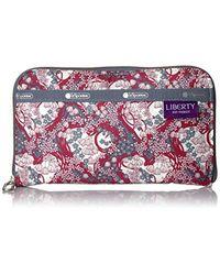 LeSportsac Multicolor Essential Everyday Wallet