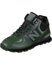 New Balance MH574 Schuhe grün in Black für Herren