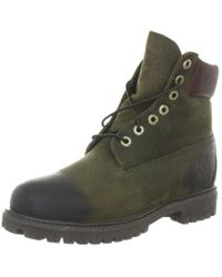 6in premium boot Timberland pour homme en coloris Green