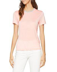 Liebeskind Berlin Pink Liebeskind S6180050 Jersey T-Shirt