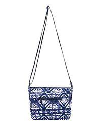 Small Handbag - Petit sac bandoulière - Roxy en coloris Blue