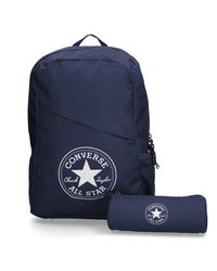 Schoolpack XL Backpack Set Blue 45GXN90 di Converse