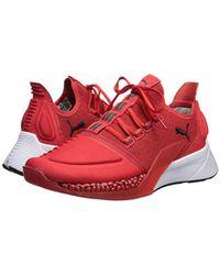 Xcelerator, Tennis Caoutchouc PUMA pour homme en coloris Rouge - Lyst