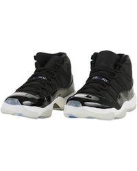 Nike Air Jordan 11 Retro Fitnessschuhe, schwarz in Black für Herren