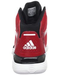 Adidas Red Pro Model Zero Basketball Shoe for men