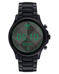 Montre Intelligente pour ART5002 Emporio Armani pour homme en coloris Green
