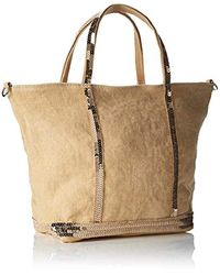 Vanessa Bruno Yellow Cabas Petit Shoulder Bag