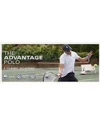 Izod Multicolor Advantage Performance Solid Polo (regular & Slim Fit) for men
