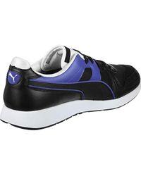 PUMA RS-100 Sound Sneaker Black- White-White 10.5 für Herren