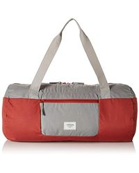 ed3794002d Timberland Unisex Adults' Duffel Top-handle Bag in Red for Men - Lyst