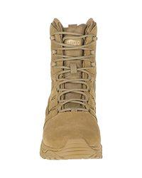 """Merrell Multicolor Moab 2 8"""" Tactical Defense Boot"""