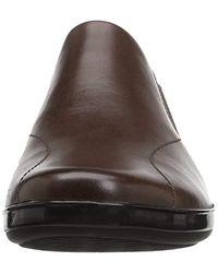 Clarks Brown Everlay Danika Slip-on Loafer