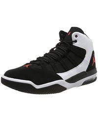 Nike Herren Jordan Max Aura Basketballschuhe in Blue für Herren
