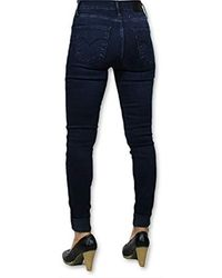 Jeans 720 Super Skinny L30 Levi's en coloris Blue