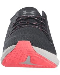 Under Armour Black Sway Running Shoe