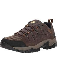 Lakeview II Low Hunting Shoe di Columbia in Multicolor da Uomo