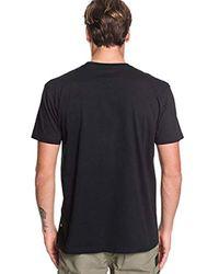 Quiksilver T-Shirt für Männer in Black für Herren
