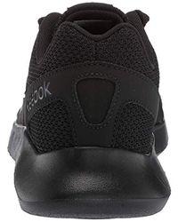 Reebok Black Energylux Running Shoe for men