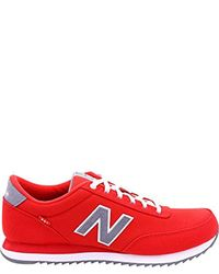 New Balance Red Mz501 Pique Polo Pack Fashion Sneaker for men