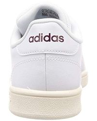 Casual Shoes EE7695 Chaussures de Sport s à Base de Van Coat Adidas en coloris White