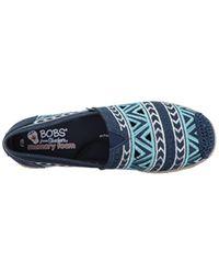 Skechers Machu Highlights - Machu Blue