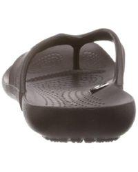 Crocs™ Brown Kadee Flip Flop for men