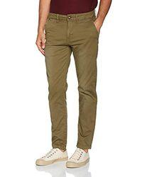 Pepe Jeans Herren Sloane Hose in Green für Herren
