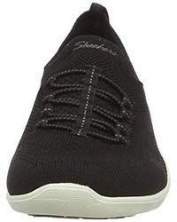Newbury St-Every Angle, Zapatillas para Mujer Skechers de color Black