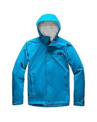 The North Face Blue Venture 2 Jacket for men