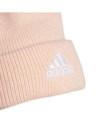 Team Issue Fold Beanie di Adidas in Multicolor