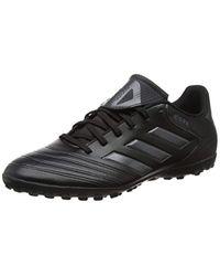 Copa Tango 18.4 TF, Chaussures de Football Homme Adidas pour homme en coloris Black