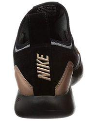 Lunarcharge Premium, Chaussures de Gymnastique Nike pour homme en coloris Black
