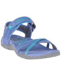 Merrell Blue Terran Cross Ii Leichtathletik-Schuh