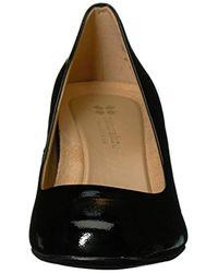 Naturalizer - Whitney Dress Pump, Black, 11 W Us - Lyst