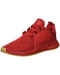 X_PLR, Scarpe da Fitness Uomo di Adidas in Red da Uomo
