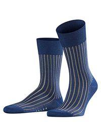 Falke Blue Shadow M So Socks, Opaque for men