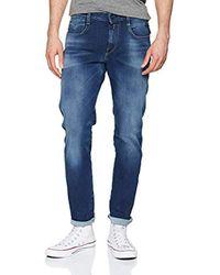 Anbass Jeans Uomo di Replay in Blue da Uomo
