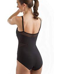 Triumph Damen Amazing Sensation Underwired Bodysuit 38b Black