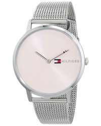 Tommy Hilfiger Multicolor S Analogue Classic Quartz Watch With Stainless Steel Strap 1781970