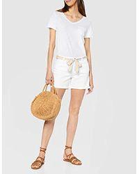 S.oliver White T-Shirt