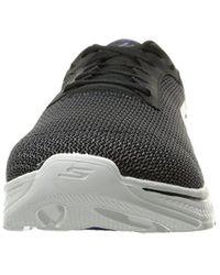 Skechers Black Go Walk 4-noble Sneaker for men