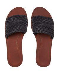 Arabella LX Sandals,7,Black Roxy