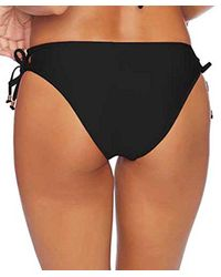 Ella Moss - Crafty Retro Bikini Bottom Black