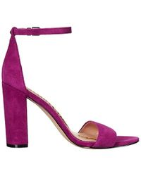 Sam Edelman Multicolor Yaro Heeled Sandal