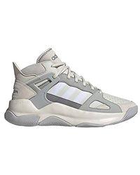EE9979 - Couleur: Blanc-Gris-Beige - Pointure: 44 2/3 Adidas pour homme en coloris Natural