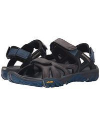 Merrell Gray All Out Blaze Sieve Convert Hiking Sandals for men