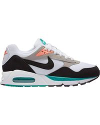 Nike Multicolor WMNS AIR MAX Correlate,White/B Größe 38 White/Black-New GREE
