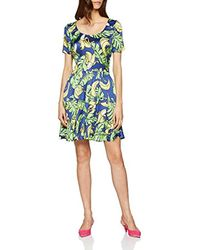 Love Moschino Multicolor Kleid Dress